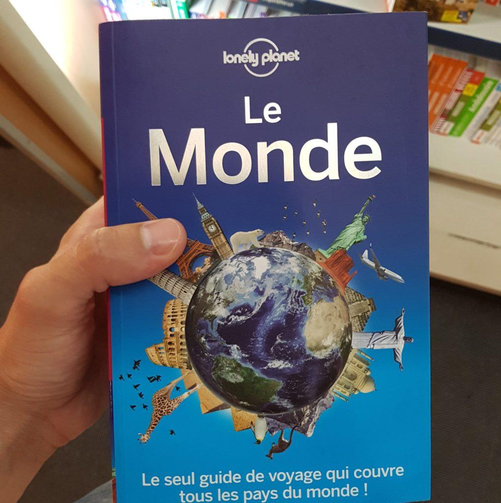 itinéraire budget Tour du monde