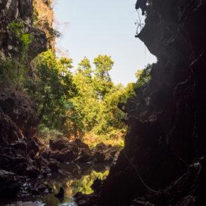 entrée-secondaire-Xiang-Liab-Cave-Thakhek-asixensac
