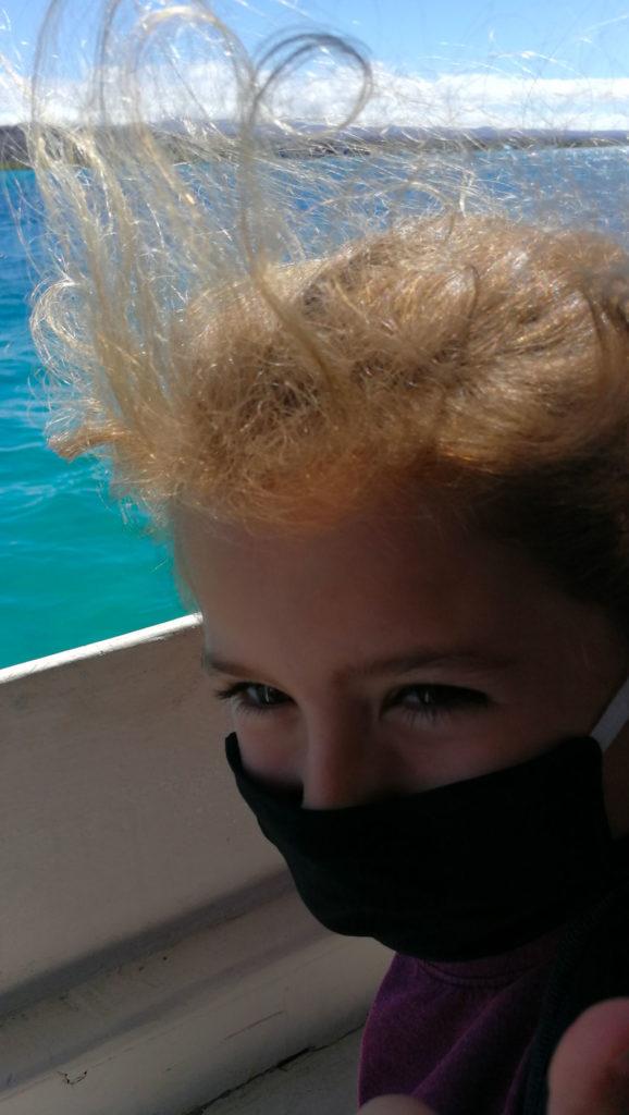 Traversée- Baltra- Arriver aux Galapagos en période de Covid