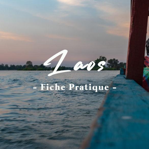 Fiche pratique mois Laos
