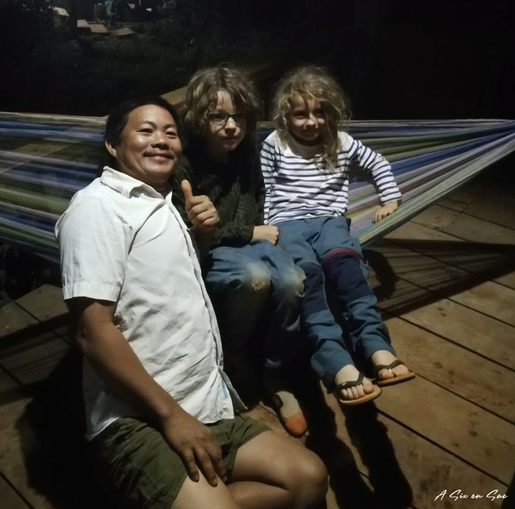Me Puthea-Homestay Family Guesthouse- Banlung-Cambodge fiche pratique