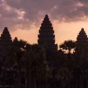 Angkor Vat au lver du soleil-Cambodge fiche pratique