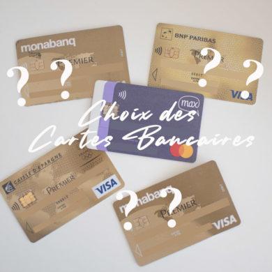Cartes bancaires TDM