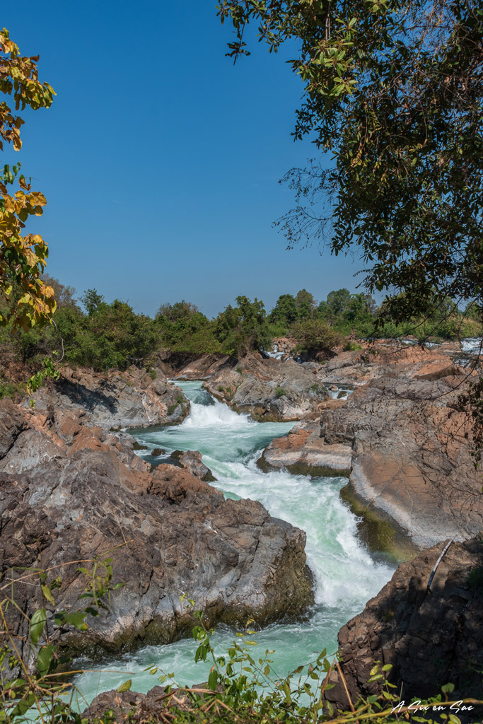cascade Li phi phi - Laos Si Phan Don