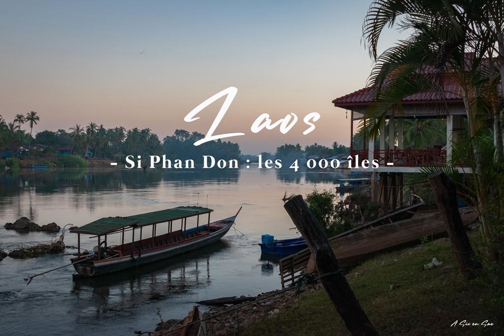 Laos Si Phan Don