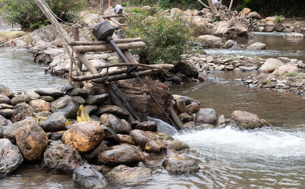 énergie renouvelable Laos