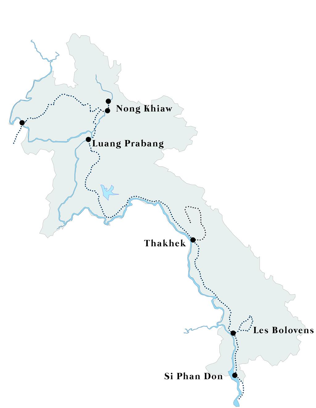 Laos TDM en famille
