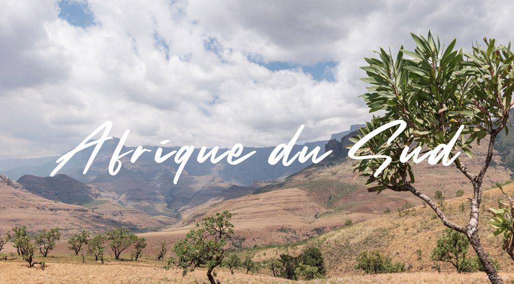2 mois de Road trip en Afrique du Sud