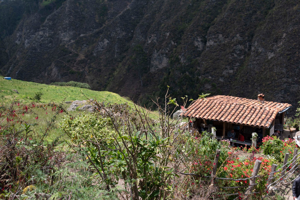 la vallée du soleil ingapirca cuenca equateur